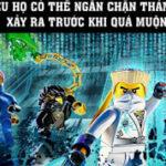 Chiến tranh Ninjago