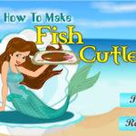 Nàng tiên cá nấu ăn