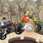 Naruto đua xe