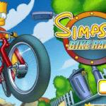 Game Simpson đua xe