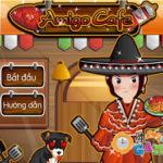 Tiệm cafe Amigo