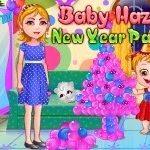 Game năm mới Happy New Year của bé