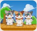 Ban nhạc ba con mèo
