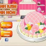 Bánh kem hình nón
