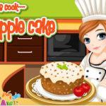 Bánh ngọt hương táo