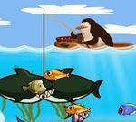 Chim cánh cụt câu cá