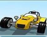 Game dua xe oto Coaster Racer