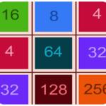 Game 2048 phiên bản 2