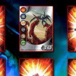 Game Bakugan thử tài trí nhớ