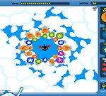 Game bắn kẹo vòng tròn