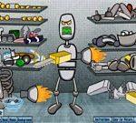 Game chế tạo Robot
