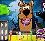 Game khám răng Scooby Doo