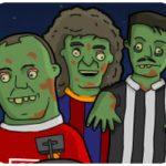 Game đá bóng Zombie