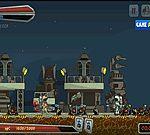 Game đối kháng Zombie ngoài không gian