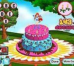 Game làm bánh kem Winx