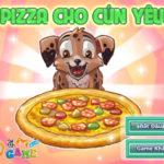 Pizza cho thú cưng