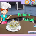 Học làm Salad khoai tây