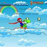 Game Mario băng lửa