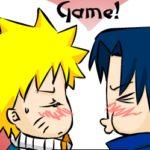Game Naruto hôn nhau