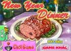 Game nấu ăn bữa cơm tất niên
