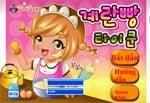 Game làm bánh tiệm bánh nướng của bé