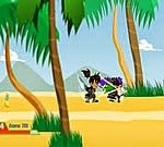 Game Ninja Ben 10