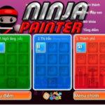 Ninja sơn tường