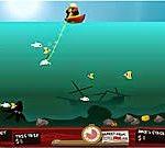Game phóng lao bắt cá