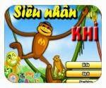 Game Siêu Nhân Khỉ