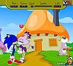 Game Sonic hôn nhau