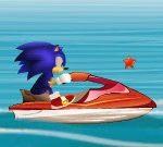 Game Sonic lướt sóng