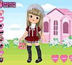 Game thời trang búp bê