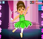 Game thời trang bé Dora