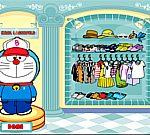Game thời trang Doremon
