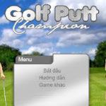 Người đẹp chơi golf