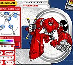 Game tô màu Robot Transformer