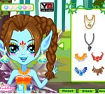 Game trang điểm Avatar