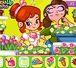 Game trồng hoa