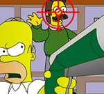 Homer giết loạn xạ