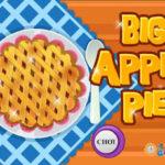 Học làm bánh nhân táo