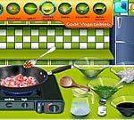 Lớp dạy nấu ăn