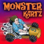 Game dua xe Monster Kart