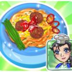 Mỳ Ý sốt thịt bò