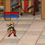 Naruto giết quái vật