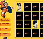 Naruto thử tài trí nhớ