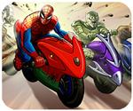 Game Người nhện đua xe