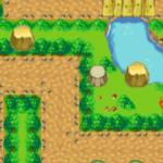 Pokemon bảo vệ khu vườn