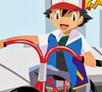 Pokemon chơi xe Xgame