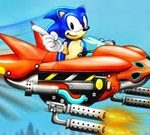 Sonic chinh phục bầu trời