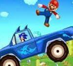 Sonic cứu Mario